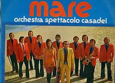 RAOUL CASADEI ORCHESTRA disco LP 33 g. CIAO MARE made in ITALY 1973 ORIZZONTE