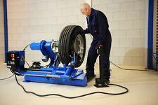 NEUF Machine démonte pneu poids lourd  14 à 26 pouces, 230V /monophasé