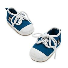 Disney Baby Mickey Mouse Sneakers Tennis Shoes Sz 18-24 Mos