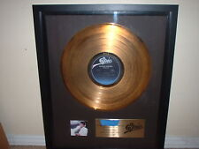 "MICHAEL JACKSON EPIC GOLD RECORD AWARD NON RIAA  ""THRILLER""  BEAT IT  BILLY JEAN"