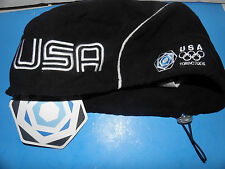 2006 Torino Winter Olympics USA Opening Ceremony Blue Beret (NWT)
