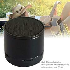 Bluetooth Wireless Mini Portable Speaker Music For Apple iPhone Mp3 Black AD