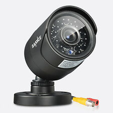 SANNCE 1x Bullet 900TVL Outdoor IR Day Night Security Surveillance CCTV Camera