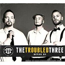 Troubled Three Moving On CD NEW Sealed - powerful Rockabilly Rock and Roll