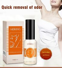 Skin Care Remove Body Odor Sweat Smell Deodorant Perfume 30ml For Men Women