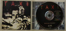 ROXY MUSIC - BRYAN FERRY - TAXI - ORIGINAL SIGNIERTE CD (T706)
