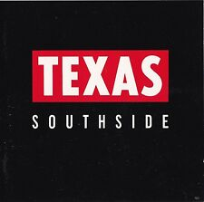 Texas - Southside **1989 West Germany CD Album**