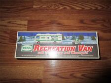 New 1998 Hess Toy Recreation Van with Dune Buggy and Motorcycle NIB Collectible*