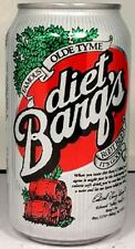 "FULL Can Coca-Cola's ""Taste of Louisiana Mississippi"" Barq's Diet Root Beer 2003"