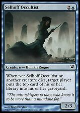 Selhoff Ocultist X4 EX/NM Innistrad MTG Magic Cards Blue Common
