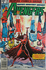 AVENGERS (1963 series) #180-383, 45 diff - Scarlet Witch Iron Man Thor She-Hulk