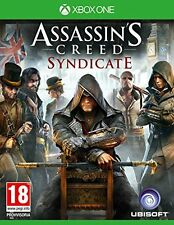 Assassin's Creed Syndicate D1 Special Edition xbox one