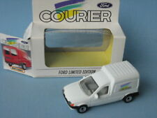 Matchbox Ford Courier Delivery Van White Boxed Toy Model Car 75mm