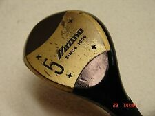 *Classic Mizuno Silver Cup Left Handed Men's #5 Fairway Wood