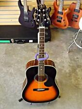 New Samick Greg Bennett GD100S-VS Dreadnought Acoustic Guitar (Vintage Sunburst)
