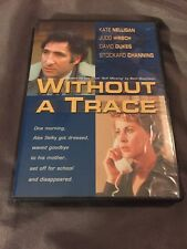 WITHOUT A TRACE DVD AUTHENTIC U.S. VERSION JUDD HIRSCH