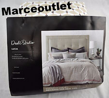 Dwell Studio Lucia Cotton FULL / QUEEN Duvet Cover Ginger