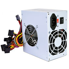 Logisys 480W 20+4-pin ATX Energy Efficient Power Supply w/SATA & PC & 80mm Fans