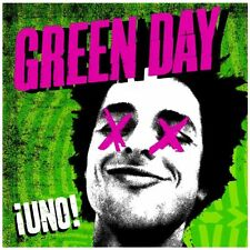 GREEN DAY - UNO - LP VINYL NEW SEALED 2012 MADE IN EU