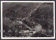 CUNEO DEMONTE 09 Centrale idroelettrica di FEDIO VALLE STURA Cartolina FOTOGRAF.