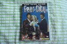 Fear City (DVD) By Tom Berenger,Billy Dee Williams, Melanie Griffith