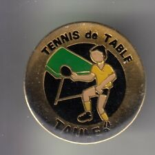 RARE PINS PIN'S .. SPORT TENNIS DE TABLE PING PONG CLUB TAULE MORLAIX 29  ~CZ