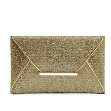 Fashion Womens Sequins Envelope Bag Evening Party Purse Clutch Handbag Bags A2