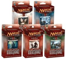 INNISTRAD INTRO PACK 5 Deck SET Carnival Blood Dominion Onslaught Legions Dark