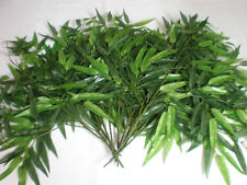 12 stems Bamboo leaf artificial plants Artificial tree branches 720 leaves