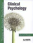 Clinical Psychology: Topics in Applied Psychology
