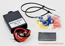 Battery Master Keep Engine Battery Safely Topped Up Charge From Leisure Battery