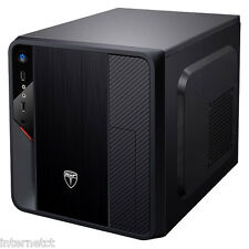AVP Hyperion Nero mATXUSB USB 3.0 Cube Case Computer PC multimediale
