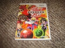 Bakugan Battle Brawlers  (Nintendo Wii, 2009)