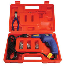 New!! Astro Pneumatic Hot Stapler Gun & Staples Kit for Plastic Repair #7600