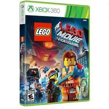 The LEGO Movie Videogame (Microsoft Xbox 360, 2014) Disc Only