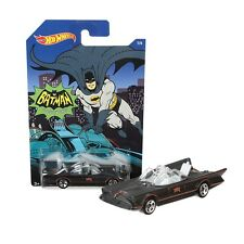 Mattel Hot Wheels Batman - 1 De 6 - 1966 Tv Series Batmobile 1/6