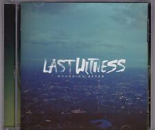 Last Witness - Mourning After - CD 9CTX655CD Shock Australia)