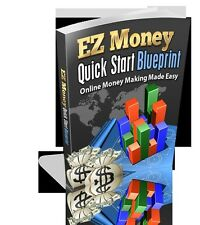 Your Blueprint To Internet Marketing Online Business Success Made Easy (CD-ROM)