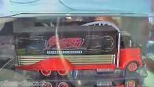 HOT WHEELS PETERSEN MUSEUM FORD COE RED IN DISPLAY BOX NEW MINT RARE