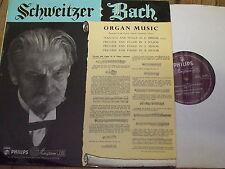 ABL 3092 Bach Organ Works / Schweitzer P/S Minigroove