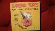 YEPES NARCISO - GUITARRA ESPANOLA. BOX 5 CD DEUTSCHE GRAMMOPHON.