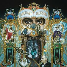 MICHAEL JACKSON - DANGEROUS  CD NEU