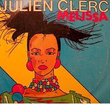 ++JULIEN CLERC melissa/tant d'amour SP 1984 CRECELLES VG++