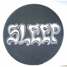 Sleep Logo Tricoté Patch - NEUF OFFICIEL holy mountain dopesmoker om