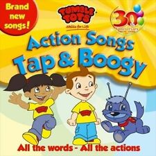 Action Songs: Tap & Boogie, New Music
