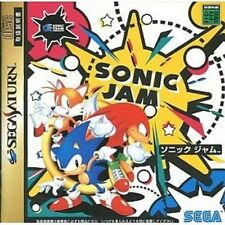 USED Sonic Jam Sega Saturn SS Japan Import