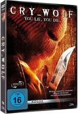 DVD - Cry Wolf (2011) - YOU LIE. YOU DIE. - NEU & OVP