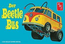 AMT 1:25 Beetle Bus Volkswagen Van Show Rod Model Kit AMT992