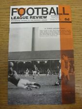 15/10/1966 Football League Review: Vol 1 No 08 - Clubcall - Walsall . Condition: