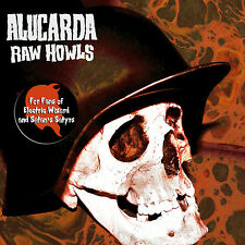 ALUCARDA Raw Howls CD 2015 Doom (Satan's Satyrs, Electric Wizard)